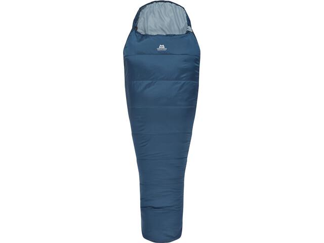 Mountain Equipment Lunar Micro Sac de couchage Regular, denim blue